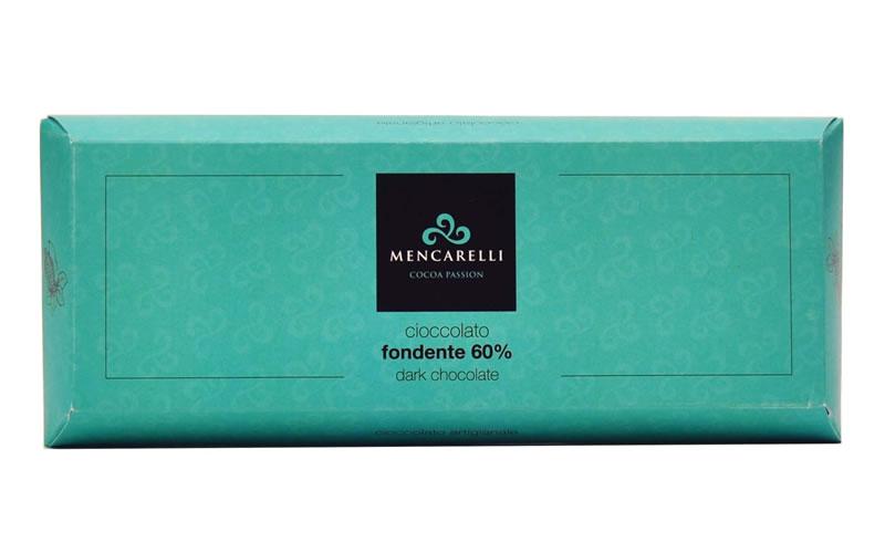 Blocco di Cioccolato 500g Fondente 60%