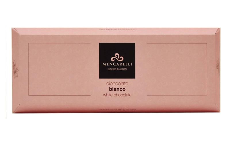 Blocco di Cioccolato 500g Bianco
