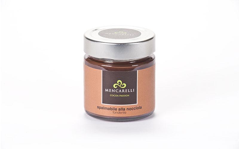 Crema di cioccolato spalmabile