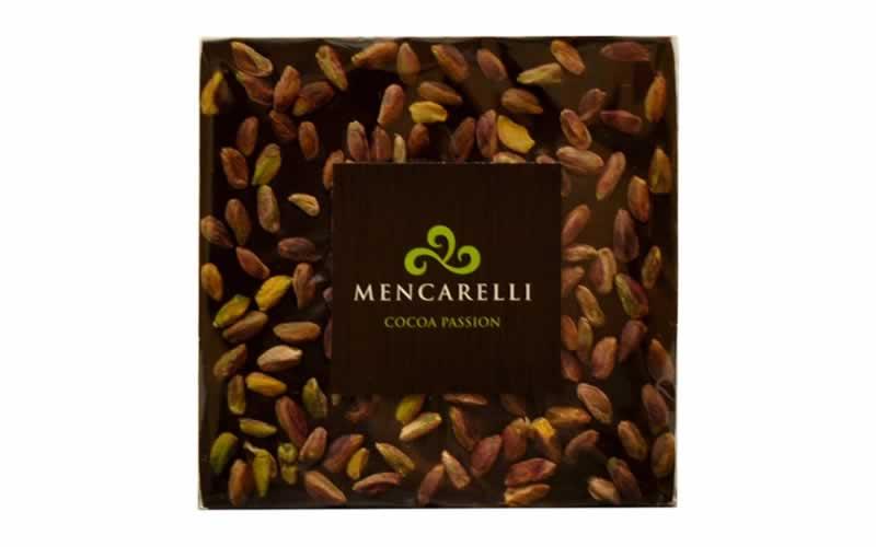 Cioccolato Fondente e Pistacchio