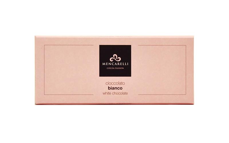 Tavoletta Cioccolato 180g Bianco