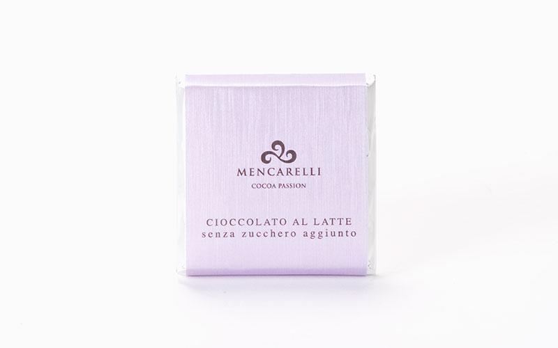 Tavoletta cioccolato Latte senza zucchero